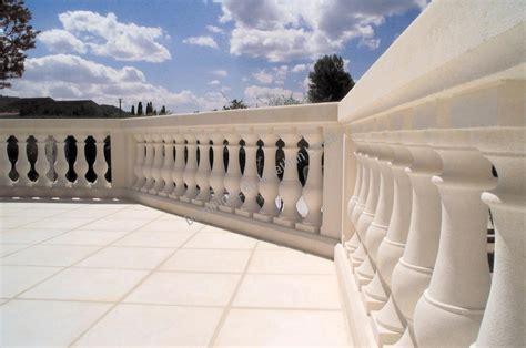 pietra leccese lade balustrade de terrasse en d estaillades