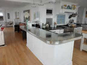 cambridge pewter counter top traditional kitchen