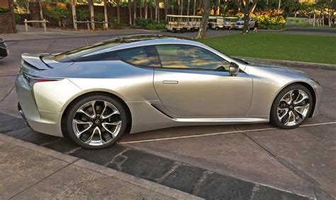 visually the lexus lc 500 and lexus lc 500h the