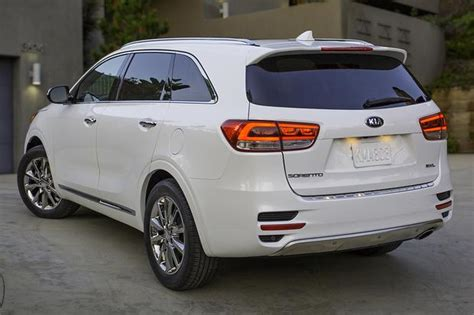 Kia Sorento New Model 2017 Kia Sorento New Car Review Autotrader