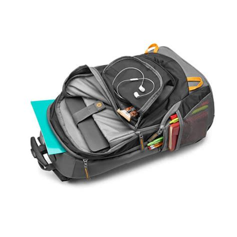 Accesoris Hp 6 it accessories hp 15 6 rolling backpack