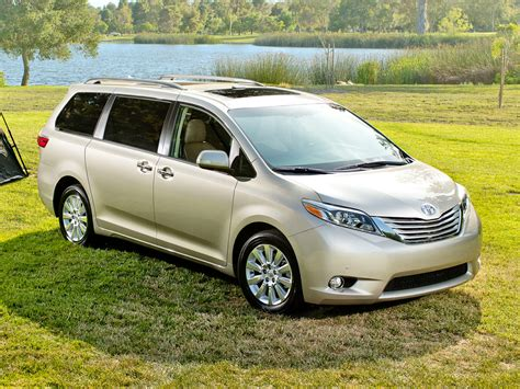4 Wheel Drive Vans 2016 by 2016 Toyota Price Photos Reviews Features