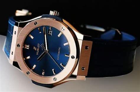 hublot rcw  classic fusion gold blue mens wrist  price  bangladesh bdstall