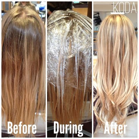 balayage hair color technique balayage howto modern salon of 29 amazing hair color