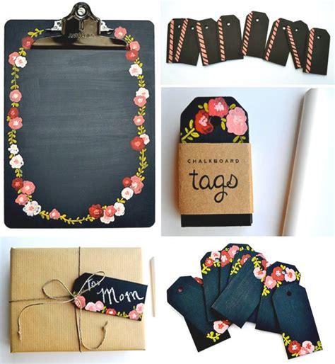 diy chalkboard tags 1000 ideas about chalkboard tags on