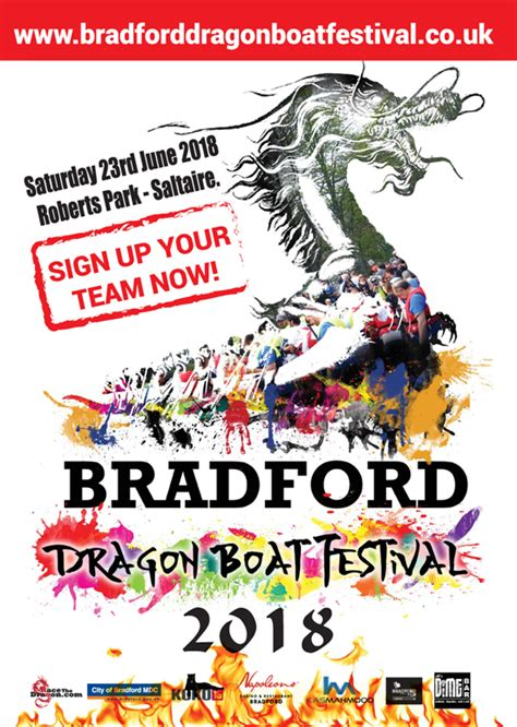 dragon boat festival 2018 location bradford dragon boat festival 2018