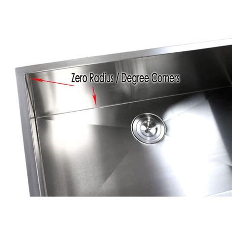 36 inch undermount kitchen sink 36 inch stainless steel undermount single bowl kitchen