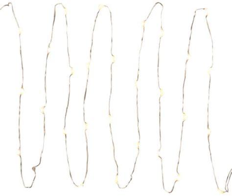 Everlasting Glow Micro Led Light String 30 Warm White Everlasting Glow Led Light Strings