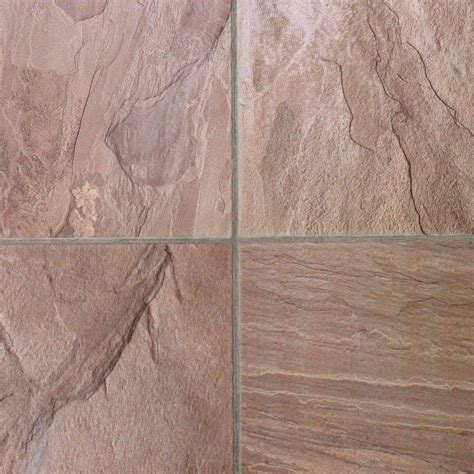 upc 645984000020 laminate tile stone flooring innovations flooring copper slate 8 mmthick x