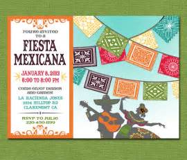 print yourself mexican invitation custom printable
