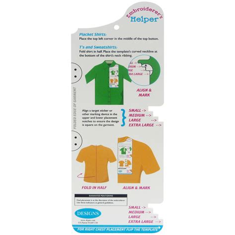 Embroiderer?s Helper ? Placement Tool ? Monfil.ca