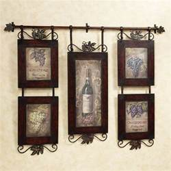 Kitchen Wall Decor by Emilion Wine Wall Art Wall Decor Kitchens And Walls