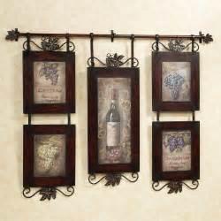 kitchen wall decor spectacular wine portray artwork frames as fashion