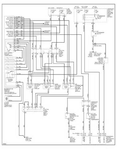 2002 chevy tahoe ac actuator diagram get free image about wiring diagram