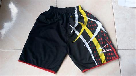 Celana Voli Mizuno Voli Mizuno Mizuno Printing pradana sport quot jersey printing quot celana voli ready stock