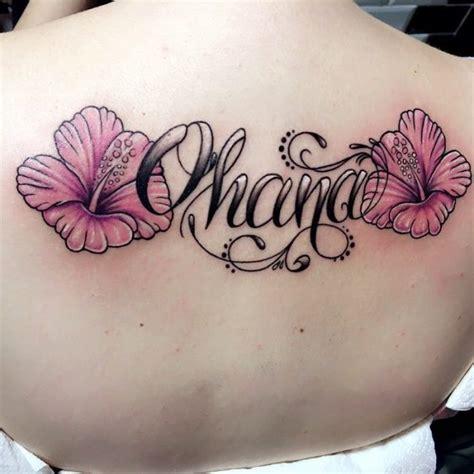 symbol for ohana hawaiian flower