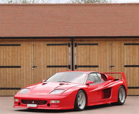 80s ferrari the most extreme 80s supercar must be a ferrari tuned by