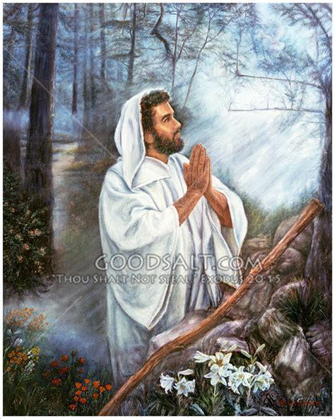 Jesus Garden by Garden Of Gethsemane