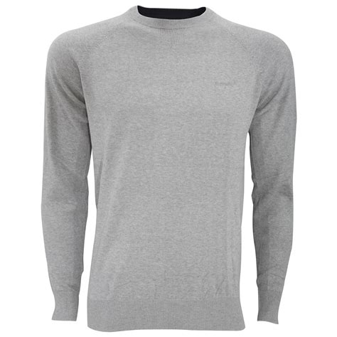 mens bench jumpers bench mens prank long sleeve crew neck sweater jumper ebay