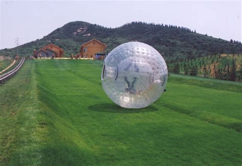 jackie chan zorb ball holleyweb news the development of zorb ball holleyweb