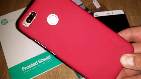 Hardcase 360 Xiaomi Mi 5x Mi A1 nillkin frosted shield back cover for xiaomi mi