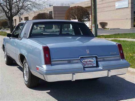 supreme for sale 1985 oldsmobile cutlass supreme brougham for sale