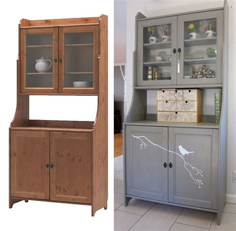 kitchen hutch ikea a hutch cabinet for the kitchen nook margarete miller