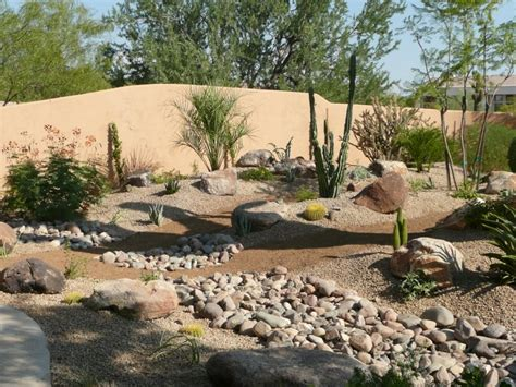 Succulent Treehouse Fairy Garden Design By The Desert Desert Rock Garden Ideas