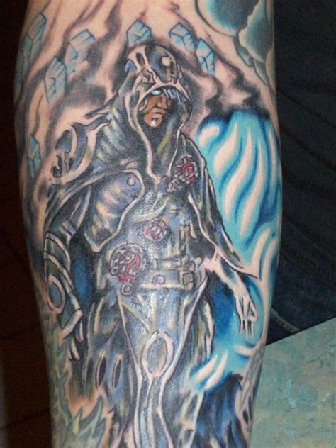 mtg tattoo official magic the gathering tattoos thread artwork