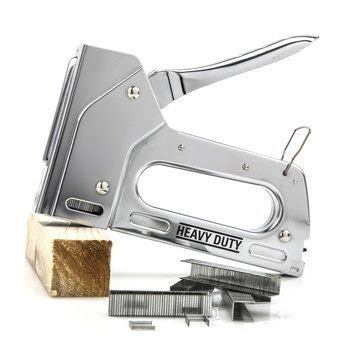heavy duty electric stapler reviews the best heavy duty staple gun reviews staple slinger