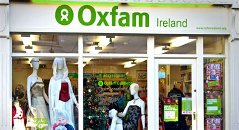 Oxfam Ireland Fair Trade Shop by Oxfam Castlebar Charity Shop Ireland