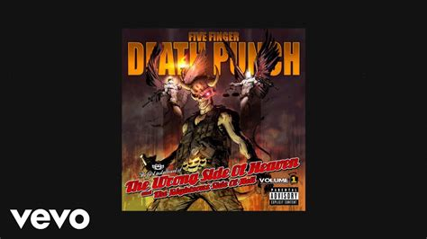 five finger death punch on youtube five finger death punch diary of a deadman official