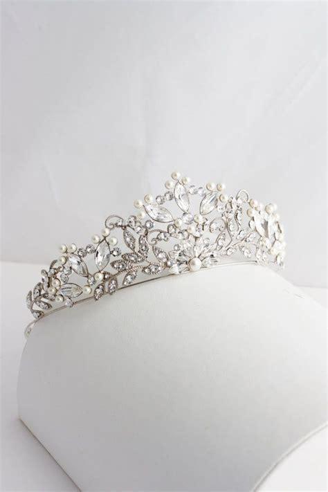 Handmade Bridal Tiaras - best 25 princess tiara ideas on tiaras and