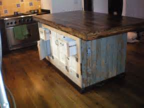forever interiors kitchen islands reclaimed wood wooden island