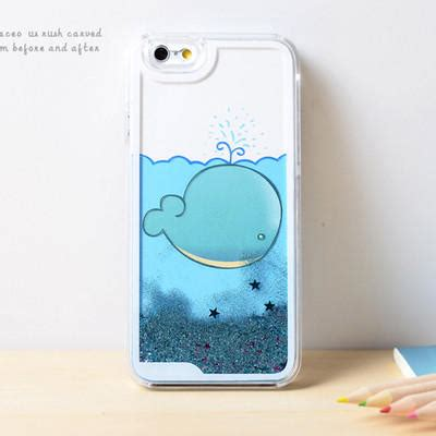 Lg G5 Flower Bling Casing Silicon Soft Cover Bumper whales dynamic liquid blue glitter sand from fashion boutiques