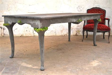 Cement Furniture by Concrete Furniture With Pockets For Living Plants By Opiary
