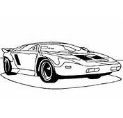 Car Coloring Pages  Coloringpages1001com