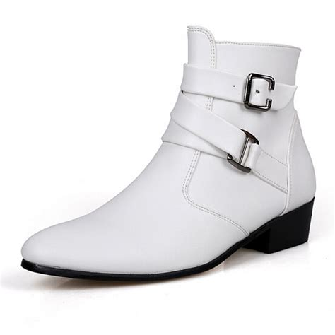 mens white boots for sale white boots for yu boots