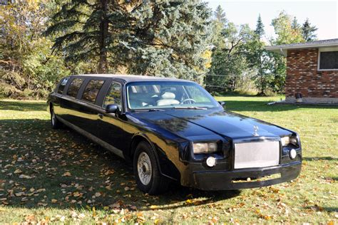 limousine rolls royce rolls royce phantom limousine