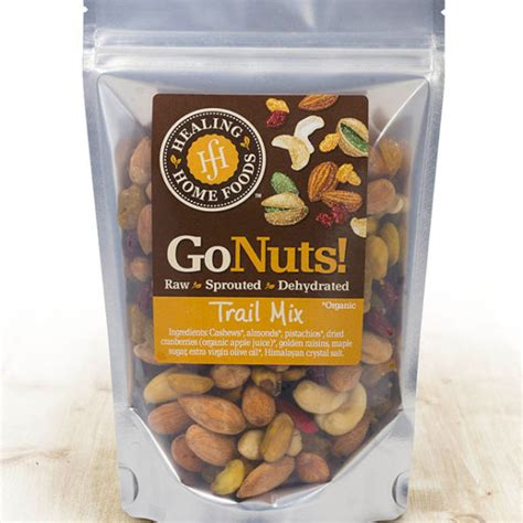 trail mix healing home foods