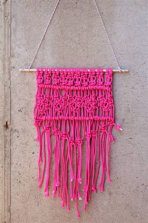 Macrame Projects For - amazing macrame diy tutorials