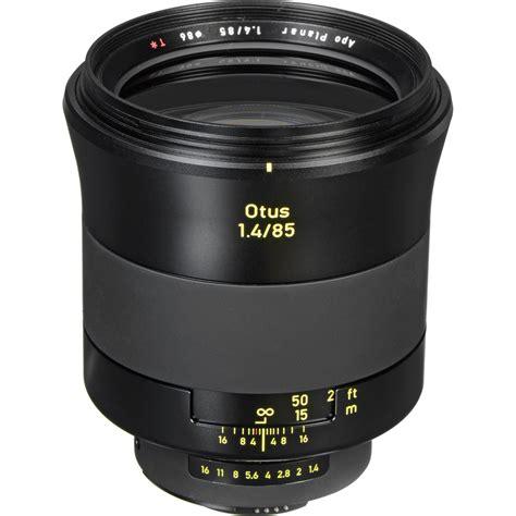 carl zeiss lens zeiss otus 85mm f 1 4 apo planar t zf 2 lens for nikon