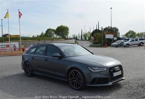 Audi Rs6 C7 by Audi Rs6 Avant C7