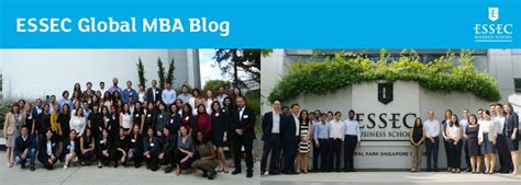 Mba Essec by Essec Global Mba Essec Business School