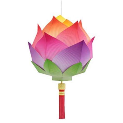 new year flower lantern craft an inspiring new year s
