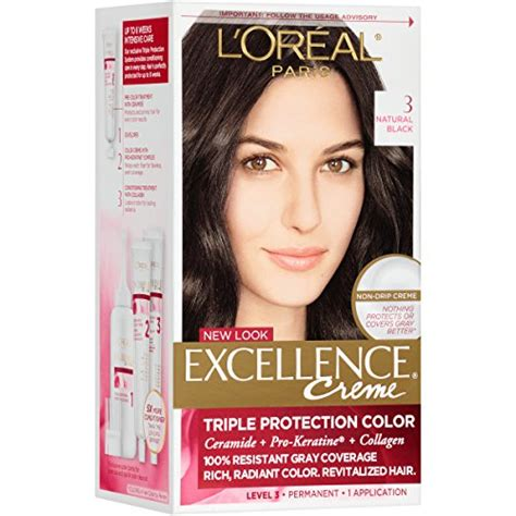 l oreal excellence creme permanent hair color medium coppery golden brown 8 43 1 74 oz pack l oreal excellence creme application and more