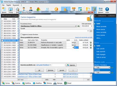 programmi excel per ufficio software fatturazione easyfatt programma gestionale e per