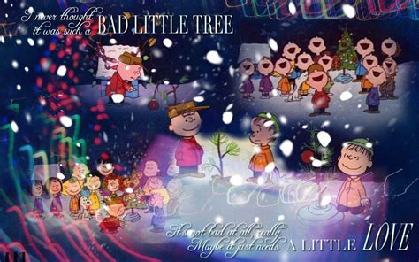 christmas wallpaper charlie brown charlie brown christmas wallpapers desktop wallpaper cave
