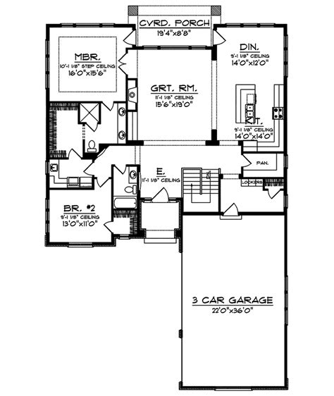 spanish ranch house plans santa ana spanish home plan 051d 0656 house plans and more