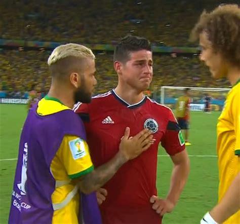 imagenes de james llorando en el mundial colombia y brasil l 225 grimas de alegr 237 a y dolor blogs el